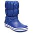 Crocs Winter Puff Boots Women Blue Jean/Blue Jean